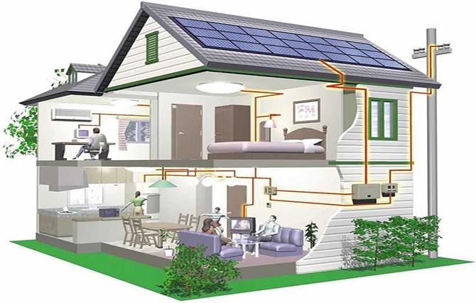 Электропроект частного дома