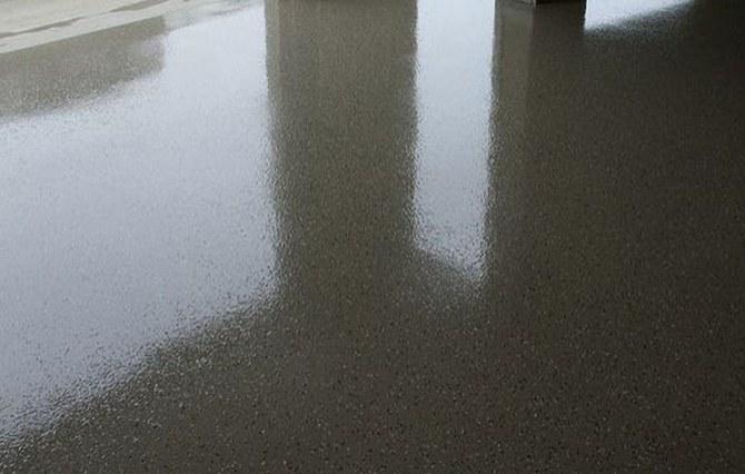 Цементно-акриловые наливные покрытия