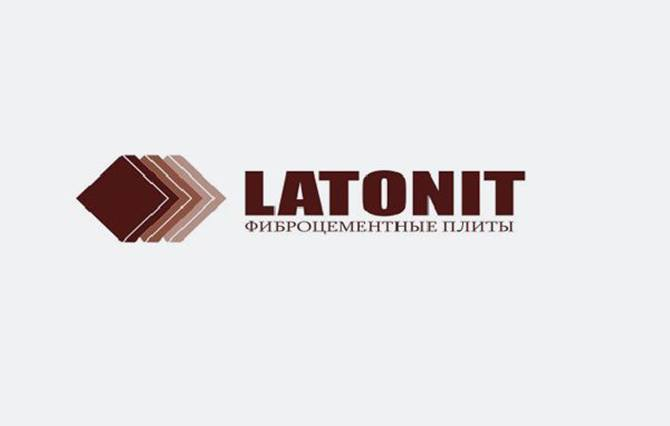 Логотип Латонит
